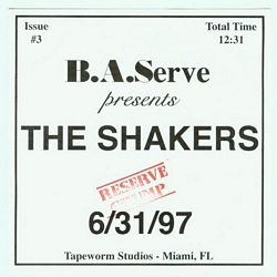 The Shakers- Reserve Chump 7""